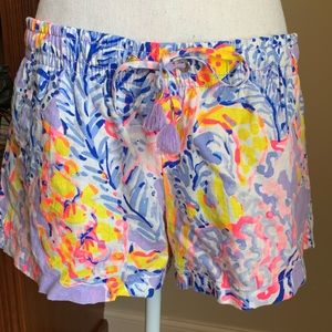 "Lilly Pulitzer 4"" Baybreeze Short"